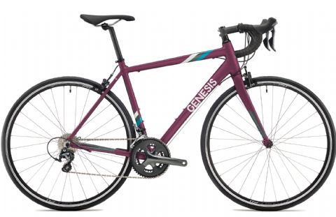 Genesis Delta 20 Womans Road Bike Purple 2018